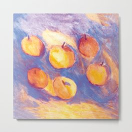 Fruits 2 Metal Print