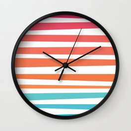 Things Change Wall Clock