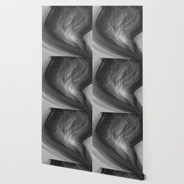 Flame - B&W Wallpaper
