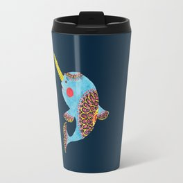 The Narwhal Travel Mug