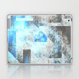 Blue Topaz NebulÆ Laptop & iPad Skin
