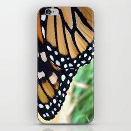Monarch Butterfly Wings iPhone Skin