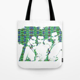 Models: Eniko, Abbey & Magdalena Tote Bag