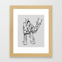 President FDR Framed Art Print