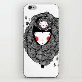 treetop iPhone Skin