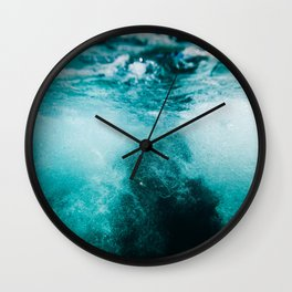 Jump in Wall Clock