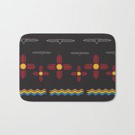 Albuquerque Nights Bath Mat