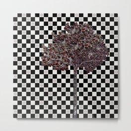 Fruitful tree Metal Print