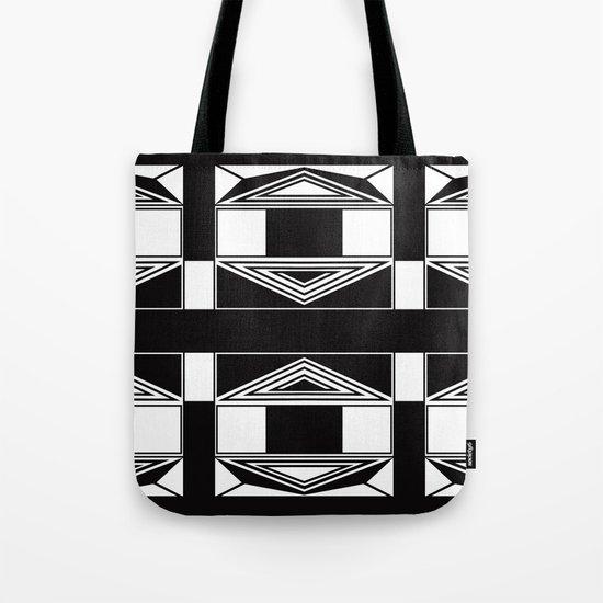 Adjacent Tote Bag