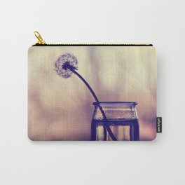 dandelion morning Carry-All Pouch