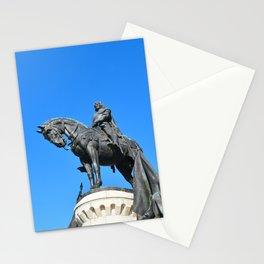 cluj napoca statue Stationery Cards