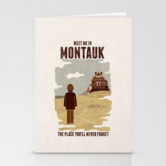 Montauk Stationery Cards