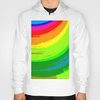 pride Hoodies featuring Pride by Vix Edwards - Fugly Manor Art