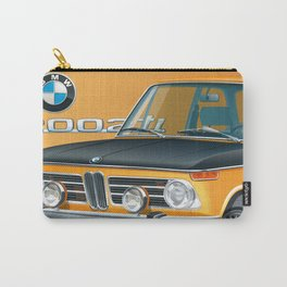 BMW 2002 ti Alpine from 1968 Carry-All Pouch