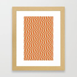 Echolocation Framed Art Print