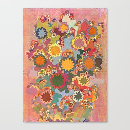 Sempervirent Canvas Print