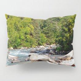 Mountain Stream - Alaska Pillow Sham