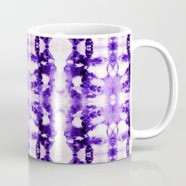 Tie Dye Purples Coffee Mug