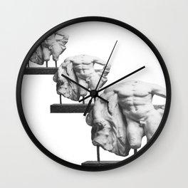 W. Lysippos  Wall Clock
