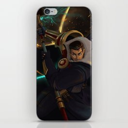 Jayce League of Legends iPhone Skin