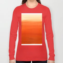 Oranges No. 1 Long Sleeve T-shirt