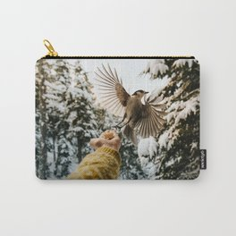 whiskey jack Carry-All Pouch