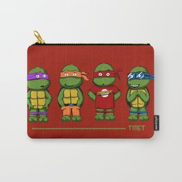 Turtle Theory Carry-All Pouch