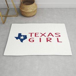 Texas Girl Rug