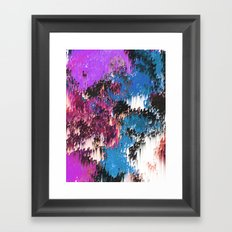 Autumn River Framed Art Print