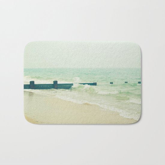 Sea Groyne Bath Mat