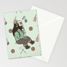 Cookie Time Stationery Cards