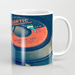 Take those old records off the shelf Coffee Mug
