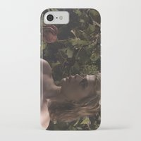 in the flesh iPhone & iPod Cases featuring Forbidden Flesh by Andre Portee (Rosewood Film)