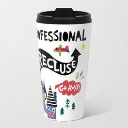 Professional Recluse Travel Mug