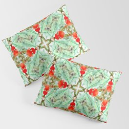 Delighted... Pillow Sham