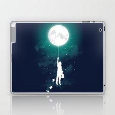 Burn the midnight oil  Laptop & iPad Skin