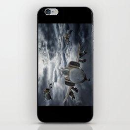 The Phantom menace iPhone Skin