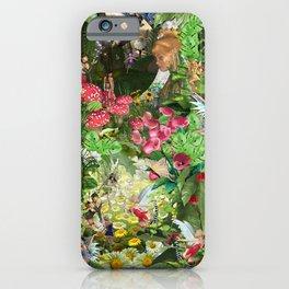 Fairy Kingdom Forest Dreamland Fantasy Stories iPhone Case
