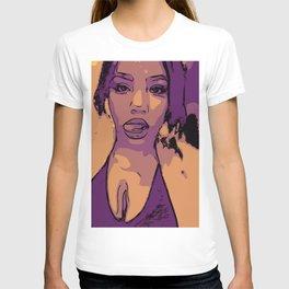 Purple Lip Licker T-shirt