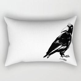 Muninn Rectangular Pillow