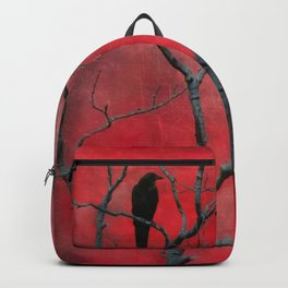 The Color Red Backpack