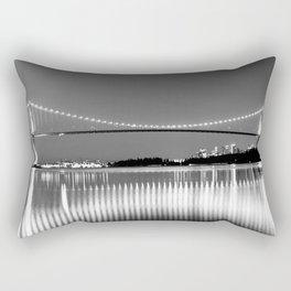 Lions Gate Rectangular Pillow