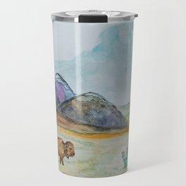 Wonderful World Travel Mug