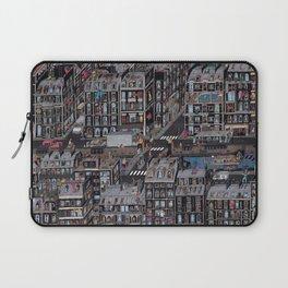 Parisian Neighbourhood Laptop Sleeve