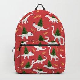 Santa's New Hire Backpack