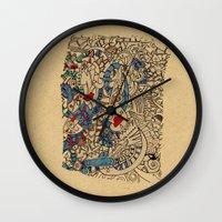 medieval Wall Clocks featuring - medieval - by Magdalla Del Fresto