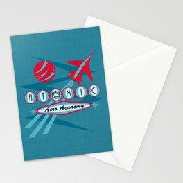 Atomic Aero Academy Stationery Cards