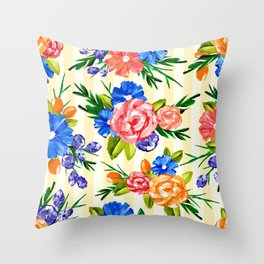 Legacy Garden Throw Pillow