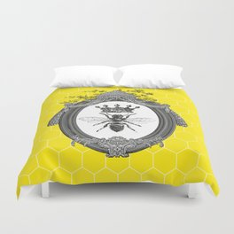 Queen Bee Duvet Cover