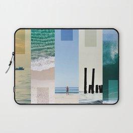 Sea And Sun Laptop Sleeve